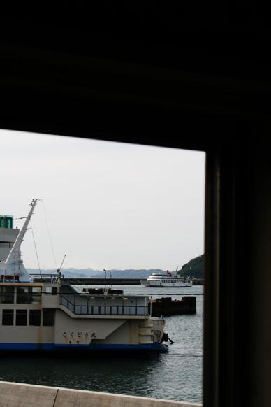 漂泊の窓から