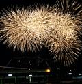 サンポート高松の花火