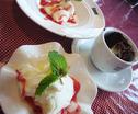 パンナコッタ・ティラミス・アイスクリーム