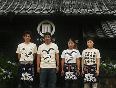 MORIKUNIのスタッフたち