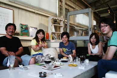 umie friends Do to Re to Mi Siのkyo-suke君とyokoさん